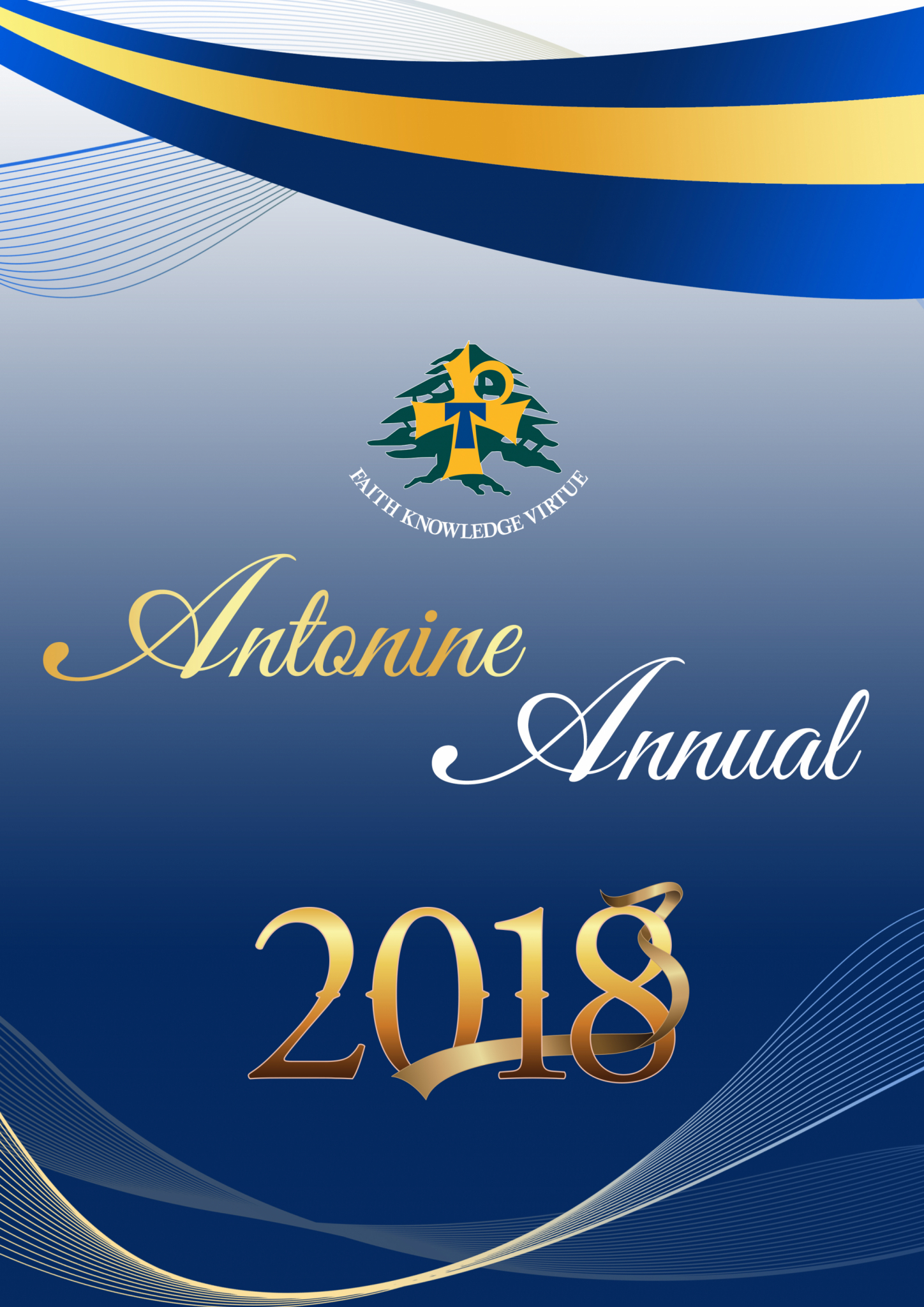 2018 Antonine College Annual
